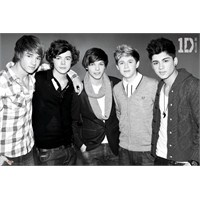 One Direction Black & White Maxi Poster
