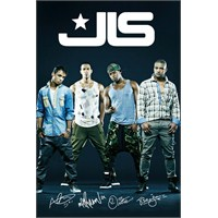 Jls New Group Maxi Poster