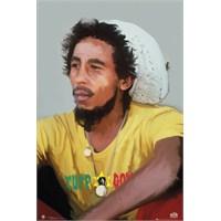 Bob Marley Painting Maxi Poster