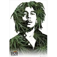 Bob Marley Leaves Maxi Poster