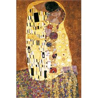 Klimt The Kiss Maxi Poster