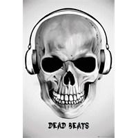 Dead Beats Maxi Poster