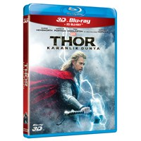 Thor: The Dark World (Thor: Karanlık Dünya) (3D Blu-Ray Disc)