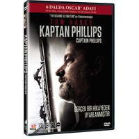Captain Phillips (Kaptan Phillips) (DVD)
