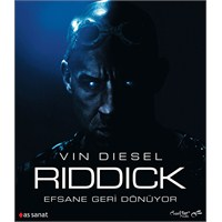 Riddick (Riddick) (DVD)