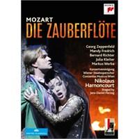 Nikolaus Harnoncourt - Mozart: Die Zauberflöte (Blu-Ray)