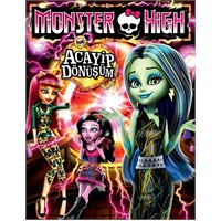Monster High Freaky Fusion (Monster High: Acayip Dönüşüm)