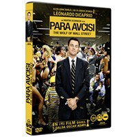 The Wolf of Wallstreet (Para Avcısı)(DVD)