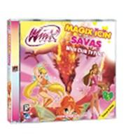 Winx Club - Tv Filmi 3: Magix için Savaş (VCD)