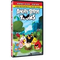 Angry Birds Toons Season 1 Volume 1 (Angry Birds Sezon 1 Bölüm 1) (DVD)