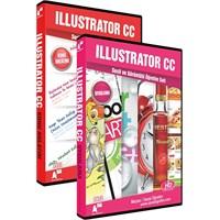 İllustrator CC - İllustrator CC Sesli ve Görüntülü Öğretim Seti