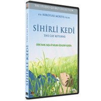 The Cat Returns (Sihirli Kedi) (DVD)