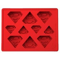 Superman Silicone Ice Tray