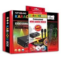 Karaoke Box Mini Audio Mixer