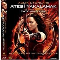 Hunger Games - Catching Fire (Açlık Oyunları - Ateşi Yakalamak) (Blu-Ray)