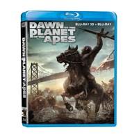 Dawn of the Planet of the Apes (Maymunlar Cehennemi: Şafak Vakti) (Blu-Ray)