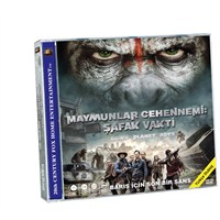 Maymunlar Cehennemi: Şafak Vakti (Dawn of the Planet of the Apes) (VCD)