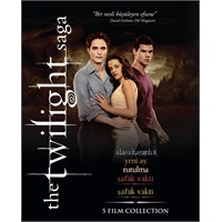 The Twiligth Saga 5 Film Collection