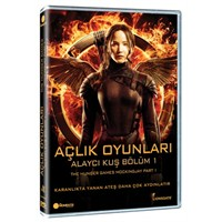 The Hunger Games Mockingjay Part I (Açlık Oyunları Alaycı Kuş Bölüm 1) (DVD)