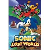 Sonic Lost World Mini Poster