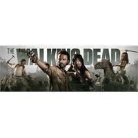 Walking Dead Door Poster
