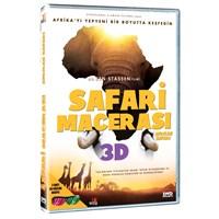 African Safari 3D (Safari Macerası 3D) (DVD)