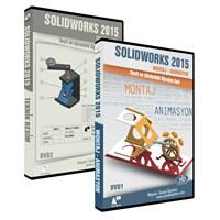 SolidWorks 2015 Montaj, Animasyon, Teknik Resim Sesli ve Görüntülü Öğretim Seti