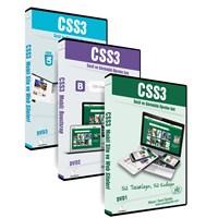 CSS3 Sesli ve Görüntülü Öğretim Seti
