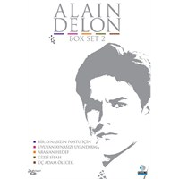 Alain Delon 5'li Box Set 2
