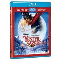 A Christmas Carol (Yeni Yıl Şarkısı) (3D Blu-Ray Disc + Blu-Ray Disc)