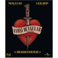 Wild At Heart (Vahşi Duygular) (Blu-Ray Disc)