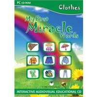 My First Miracle Words: Clothes