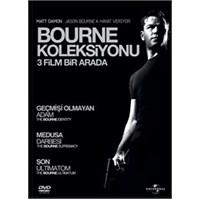 Bourne Ultimate Collection (Bourne Koleksiyonu) (3 Disc)