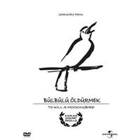 To Kill A Mockingbird (Bülbülü Öldürmek) ( DVD )