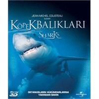 Sharks 3D (Köpekbalıkları 3D) (Blu-Ray Disc)