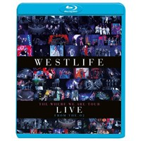 Westlife - The Where We Are Tour (Blu-Ray Disc)