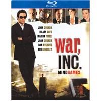 War Inc / Mind Games (Blu-Ray Disc)