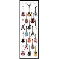 Guitar Heaven Door Poster