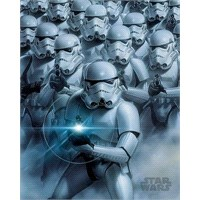 Star Wars Stormtroopers Mini Poster