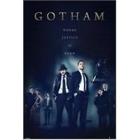 Maxi Poster Gotham Justice