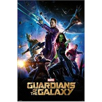 Maxi Poster Guardians Of The Galaxy (One Sheet)