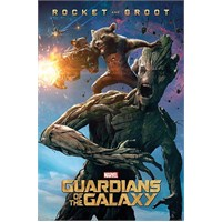 Maxi Poster Guardians Of The Galaxy (Rocket & Groot)