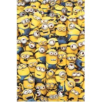 Maxi Poster Despicable Me Many Minions