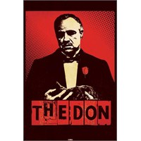 Maxi Poster The Godfather The Don