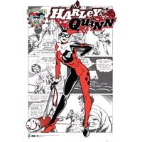 Dc Comic Harley Quinn Comic Maxi Poster