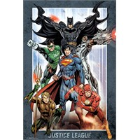 Dc Comics Justice League Group Maxi Poster