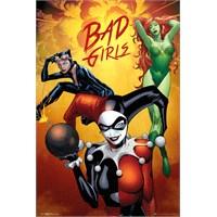 Dc Comics Badgirls Group Maxi Poster