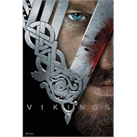 Vikings Key Art Maxi Poster