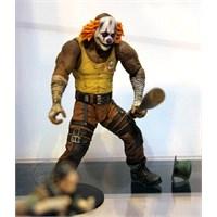 Batman Arkham City Clown Thug 3 Orange