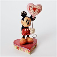Mickey With Heart Balloon (Mickey Mouse) Keep Me Grounded